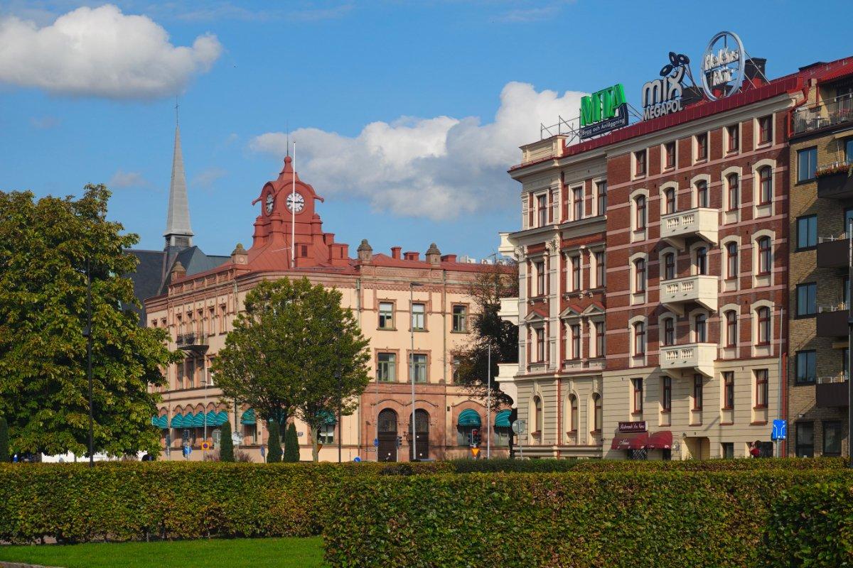 Stadtbild Halmstad