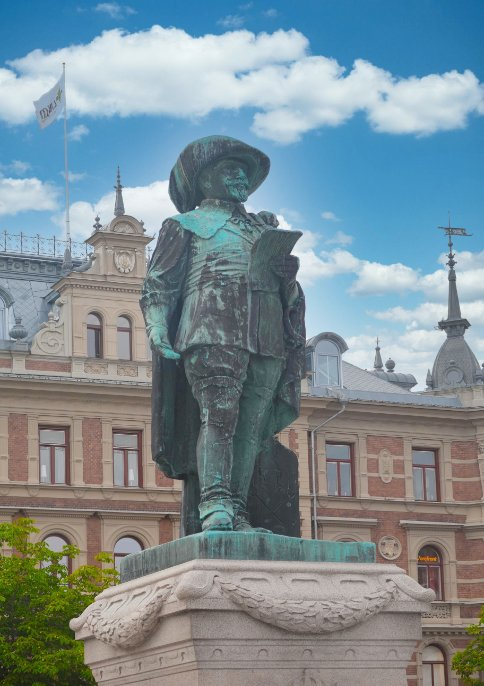 Gustav II Adolf Statue