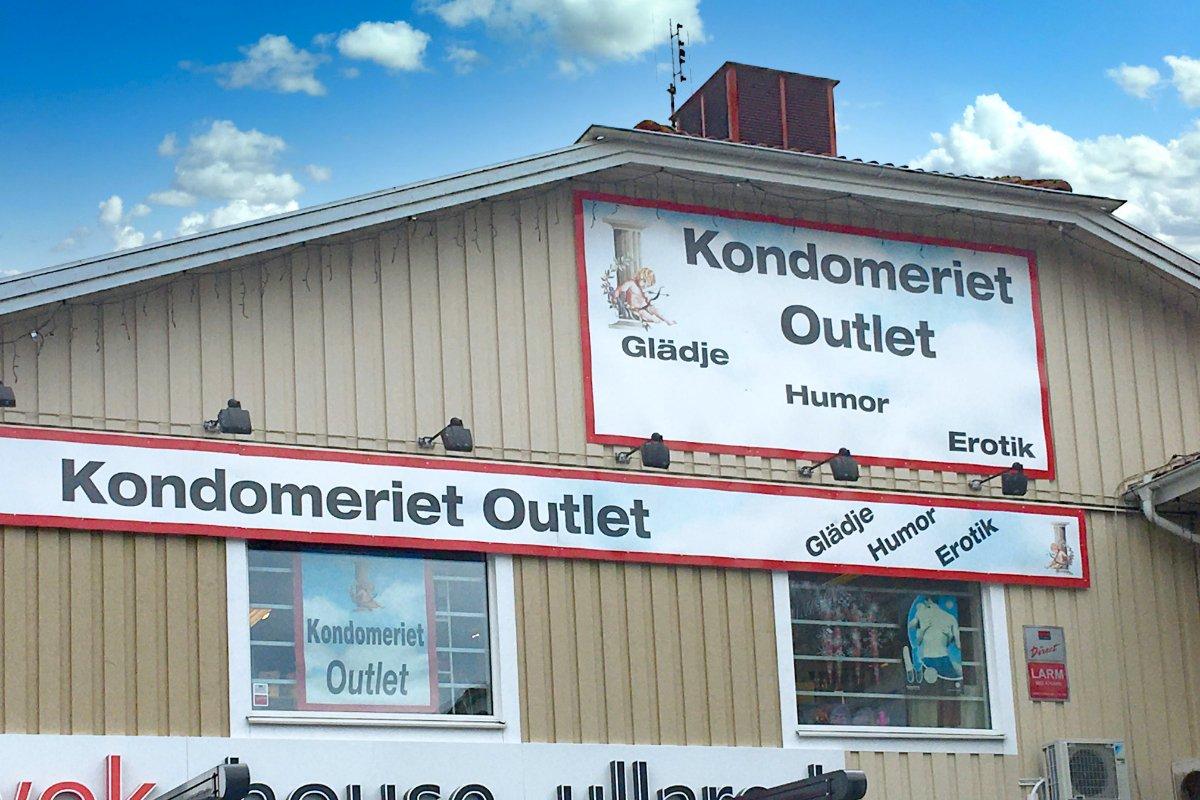 Kurios: Outlet Store für Kondome und Sex-Spielzeug