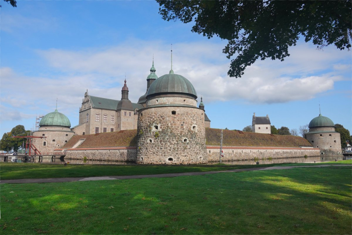 Vadstena Renaissanceburg