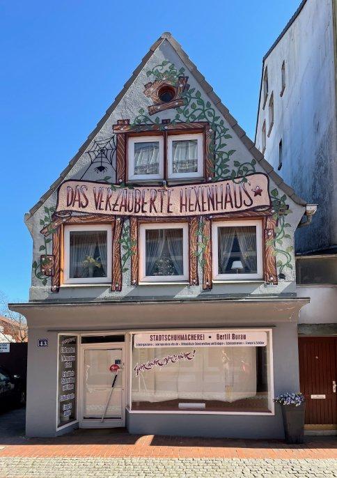 Verzaubertes Haus in Itzehoe