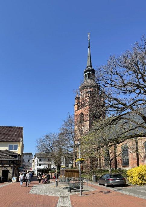 St. Laurentii-Kirche Itzehoe