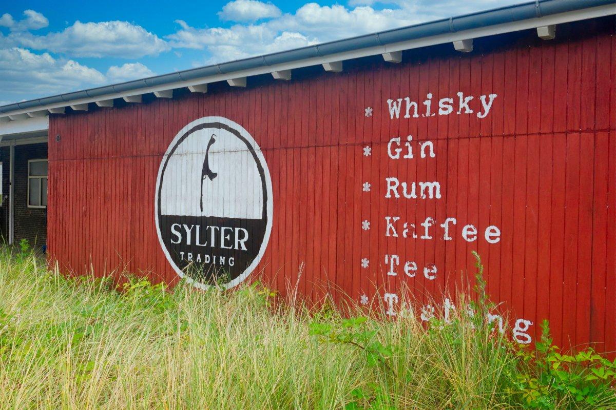 Sylter Trading, ein Spezialgeschäft für Alkohol, Tee und Kaffee