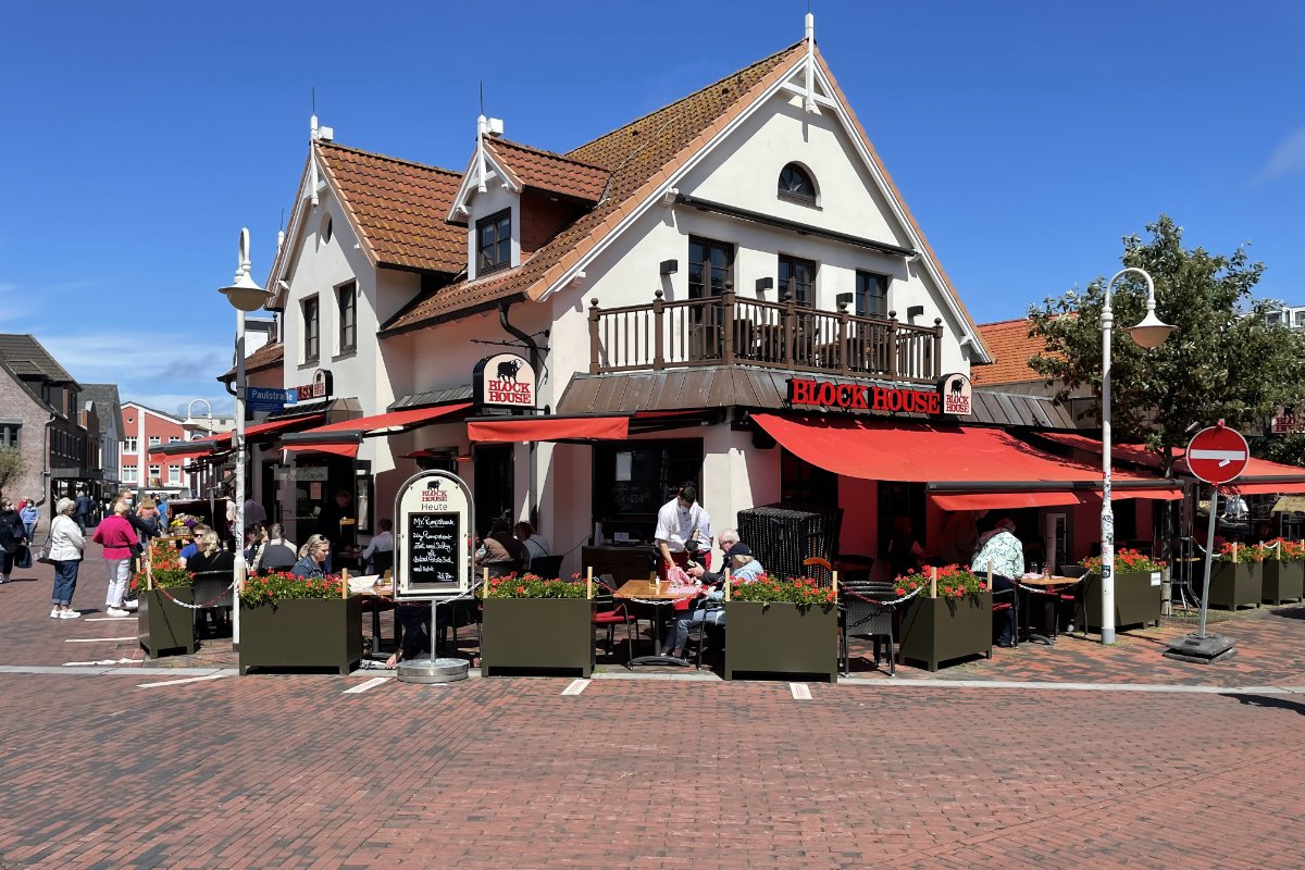 Blockhouse Restaurant