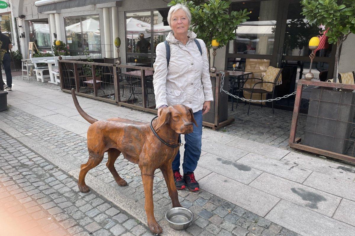 Anne ist auf den Hund gekommen