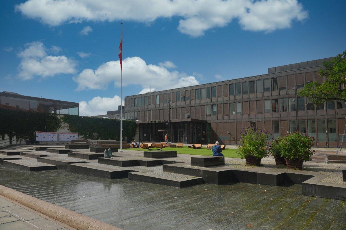 Fredericias Rathaus