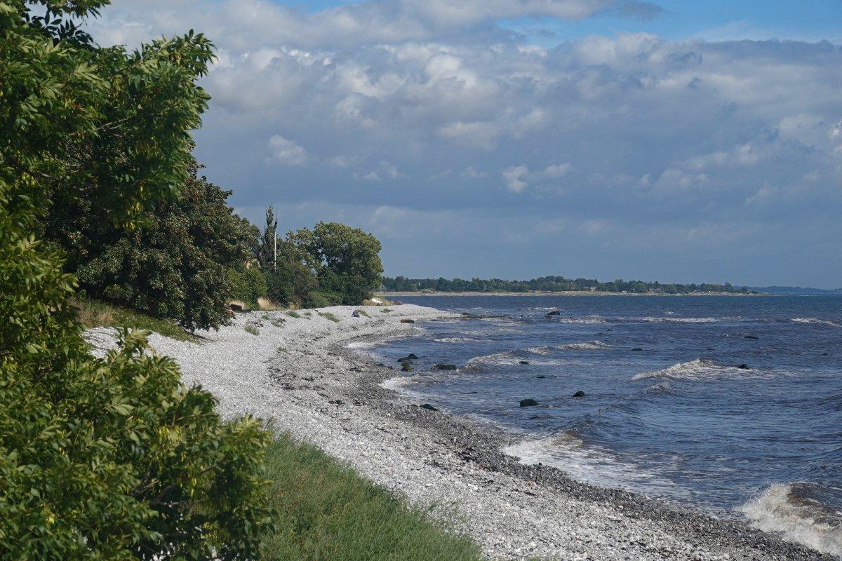 Ostseestrand bei Smygehuk