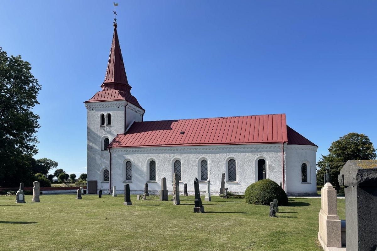 Kirche in Smygehamn