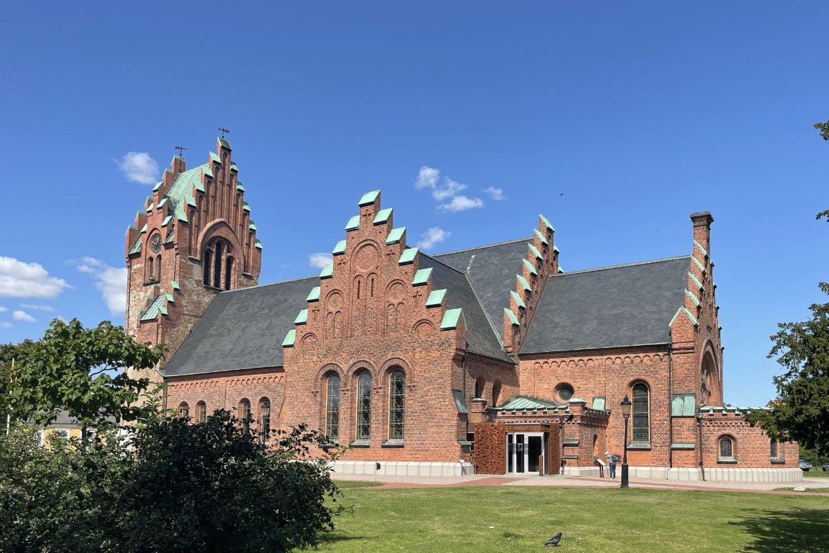 Evangelische Kirche in Trelleborg